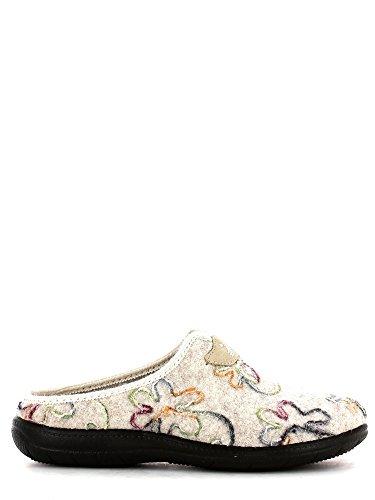 Susimoda 6448 Pantofola Donna Beige 38