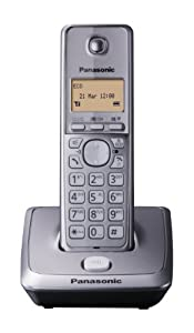 Panasonic KX-TG2711EM Single DECT Cordless Telephone (discontinued by manufacturer)