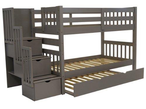 Bedz King Bunk Bed 2477 front