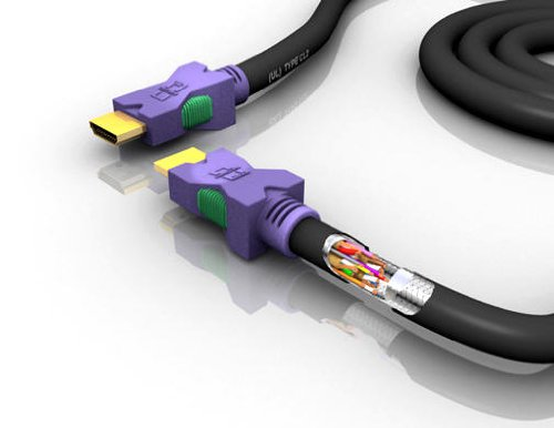 Analysis Plus New V1.4 3D Hdmi Cable 1 Meter High Speed Ethernet