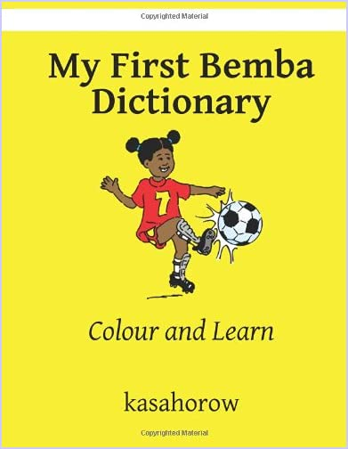 My First Bemba Dictionary