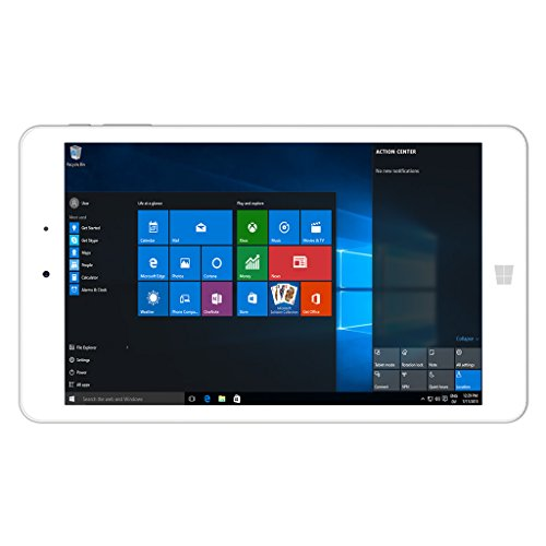 "Chuwi Hi8 Pro 8""IPS Windows10 2 Go de RAM + 32GB ROM Intel Cherry Trail Z8300 Quad Core 1.84GHz HDMI WiFi Bluetooth Tablette PC"