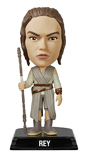 Funko - Figurine Star Wars Episode 7 - Bobble-head Rey