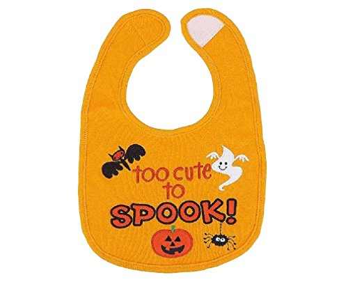 Koala Baby Bibs (Too Cute to Spook) - 1