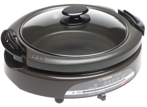 Zojirushi EP-EVC25 Electric Gourmet d' Expert Electric Skillet (Zojirushi Soup Pot compare prices)