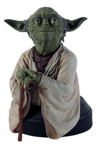 Star Wars Yoda Mini Bust - Buy Star Wars Yoda Mini Bust - Purchase Star Wars Yoda Mini Bust (Gentle Giant, Toys & Games,Categories,Action Figures,Statues Maquettes & Busts)
