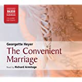 "The Convenient Marriage (Naxos Classic Fiction)von ""Georgette Heyer"""