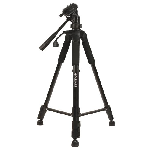 polaroid-145cm-photo-video-tripod-includes-deluxe-tripod-carrying-case-for-digital-cameras-camcorder
