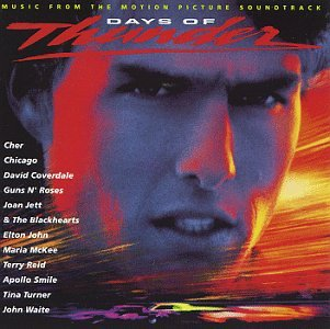 Various - Days Of Thunder: Music From The Motion Picture Soundtrack - Zortam Music
