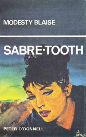 Sabre-Tooth (Modesty Blaise series)