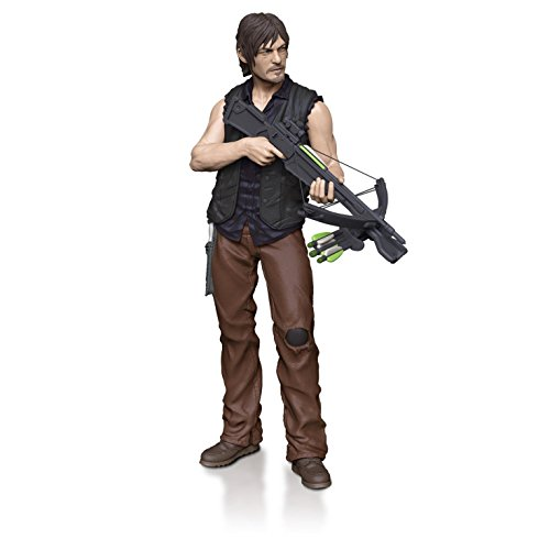 The Walking Dead - Daryl Dixon Ornament 2015 Hallmark