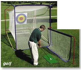 golf nets for backyard submited images