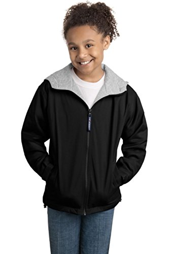 Port Authority Big boys' Youth Team Jacket