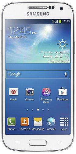 Samsung GT-I9195ZWAITV Galaxy S4 Mini, Bianco [Italia]