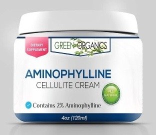 Organic Cellulite Cream - with Caffeine and Retinol - Clinically Proven Cellulite Reduction