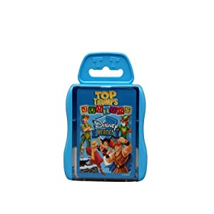 Top Trumps Disney Heroes