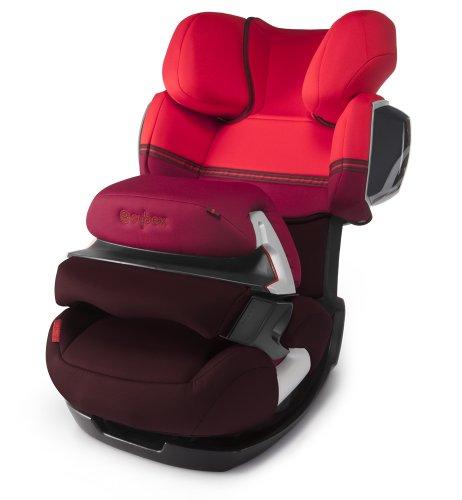 Cybex 513109004 Pallas 2 Kinderautositz, Poppy-red
