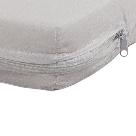 preiswert schaumkernmatratze babymatratze matratze 60 x 120 wei schaumstoff g nstig shoppen. Black Bedroom Furniture Sets. Home Design Ideas