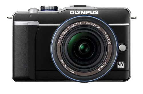 Review Of Olympus PEN E-PL1 12.3MP Live MOS Micro Four Thirds Interchangeable Lens Digital Camera wi...