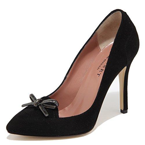 6296N decollete donna nero TWIN-SET SIMONA BARBIERI scarpe shoes women [37]