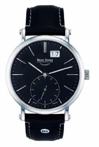 Bruno Söhnle Men's Quartz Watch with Lago Analogue Quartz Leather 17-13095Pump