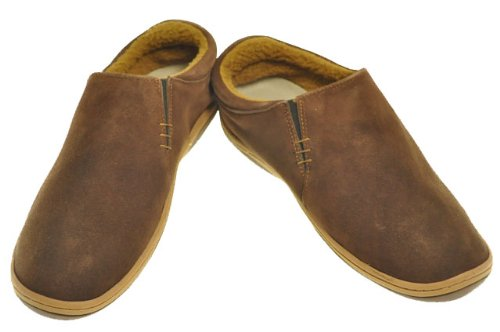 Cheap Rockport Indoor/Outdoor Slippers (B003DQD0N2)