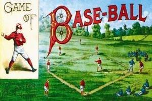 Game of Base-Ball