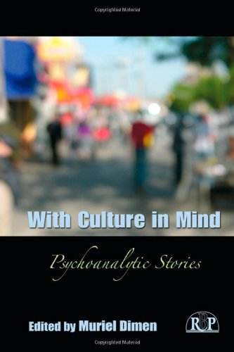 With Culture in Mind: Psychoanalytic Stories (Relational Perspectives Book Series)