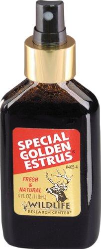 Wildlife Research 405-4 Special Golden EstrusB0000AVXUC