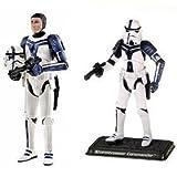 Star Wars Force Unleashed 2009 SDCC Exclusive Stormtrooper Commander Action Figure