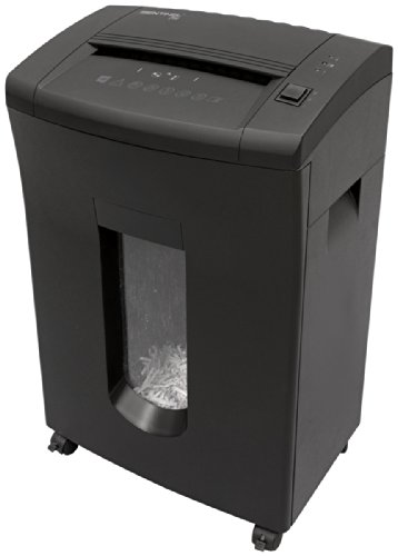 Sentinel Pro FX1800P 18-Sheet High Security Cross-Cut Paper/CD/Credit Card Shredder with 7 Gallon Waste Basket