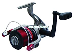 Zebco ZT80 Trophy Spin Reel by Zebco