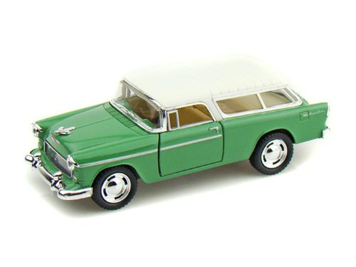 1955 Chevy Nomad 1/40 Green