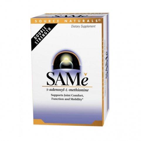 Source Naturals Mêmes S-adénosyl-L-méthionine