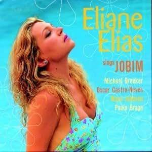 Sings Jobim by Elias, Eliane (1998) Audio CD - Amazon.com Music