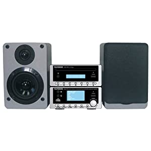 Telefunken Mini 200 Hifi System Cd Mp3 Player Dabukw Rds Tuner