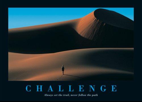 Motivational Art Poster Print