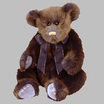 TY Classic Plush - BRODERICK the Bear