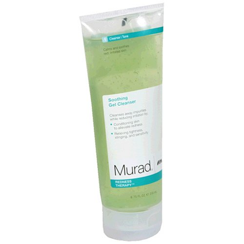 Murad Redness Therapy Soothing Gel Cleanser, Step 1 Cleanse/Tone