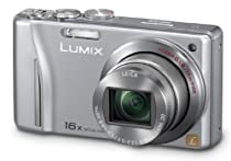 Panasonic Lumix DMC-ZS8 14.1 MP Digital Camera with 16x Wide Angle Optical Image Stabilized Zoom and 3.0-Inch LCD (Silver)