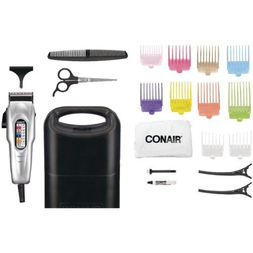 Conair Hc408 18-Piece Number Cut Haircut Kit