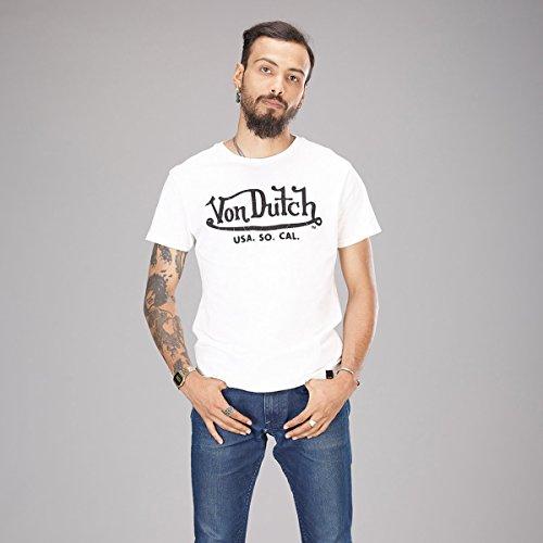 von-dutch-camiseta-para-hombre-blanco-xxl