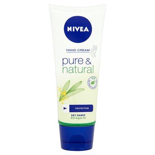 Nivea Pure and Natural Crema Mani - 100 ml