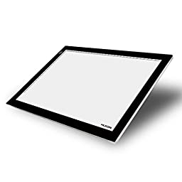 Huion A4 Touch ADJUSTABLE Illumination LED