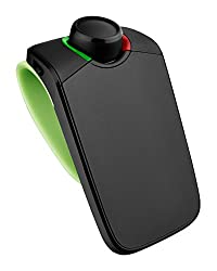 Parrot Minikit Neo 2 HD - Voice controlled portable Bluetooth hands-free kit with HD Voice, Green
