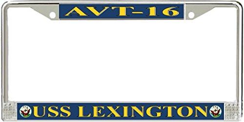 uss-lexington-avt-16-license-plate-frame