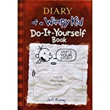 img - for Diary of a Wimpy Kid Do-It-Yourself Book by Jeff Kinney (2008-01-01) book / textbook / text book