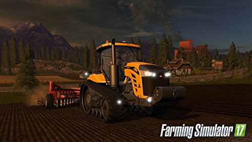 Farming Simulator 17  screenshot