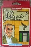Cluedo Card Game - Waddingtons