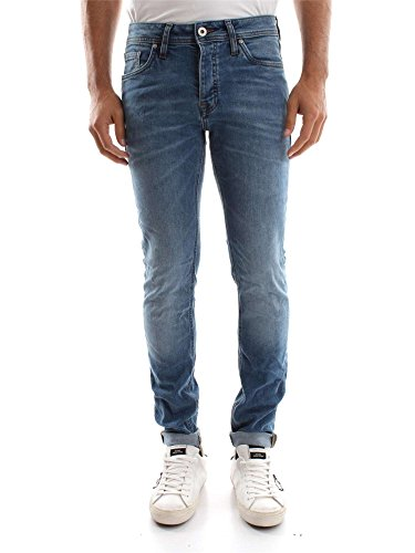 JACK&JONES 12086569 TIM L.32 DENIM JEANS Uomo DENIM 31